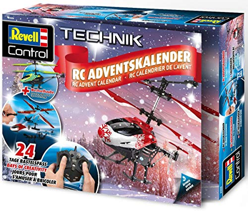 Revell Adventskalender RC Helikopter 01028