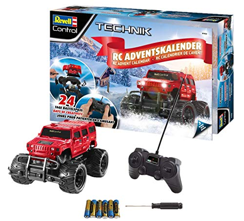 Revell Control Adventskalender RC Offroad-Truck 01022