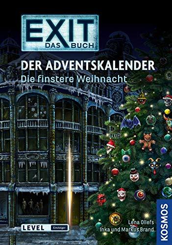 EXIT - Das Buch: Der Adventskalender: Die finstere Weihnacht