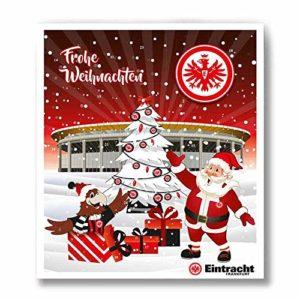Premium Schoko-Adventskalender Eintracht Frankfurt