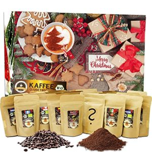 C&T Kaffee Adventskalender 2020 - Pads