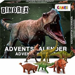 CRAZE Adventskalender DINOREX 2020