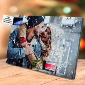 Foto-Adventskalender XL zum selbst Befüllen