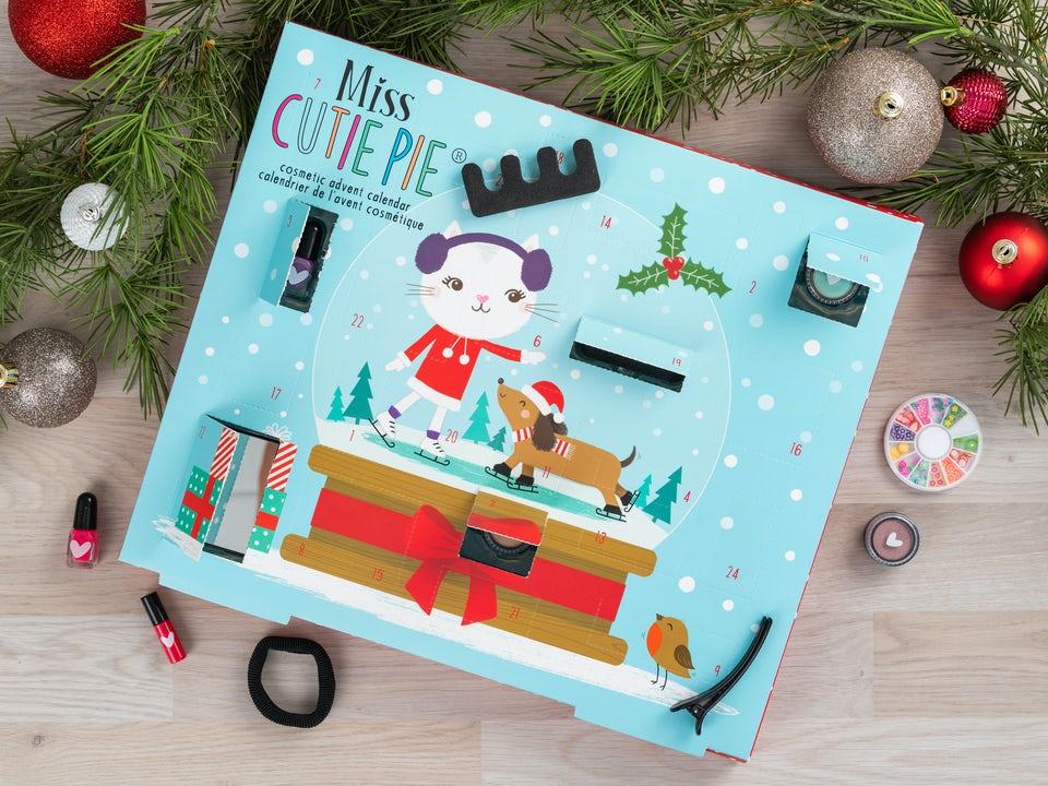 Schminke Adventskalender Miss Cutie Pie