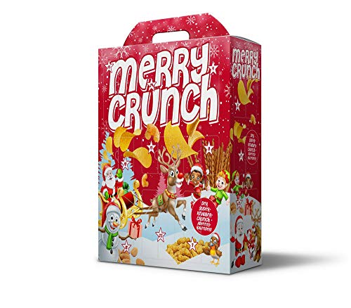 "Chips Adventskalender ""Merry Crunch"""