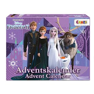 CRAZE Adventskalender 2020 FROZEN II Die Eiskönigin