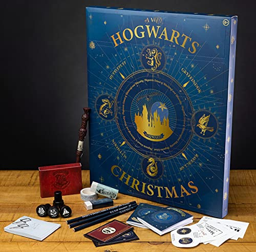 Harry Potter Hogwarts Adventskalender 2020
