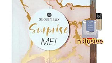 Glossybox Adventskalender + Flex-Abo für 95 €