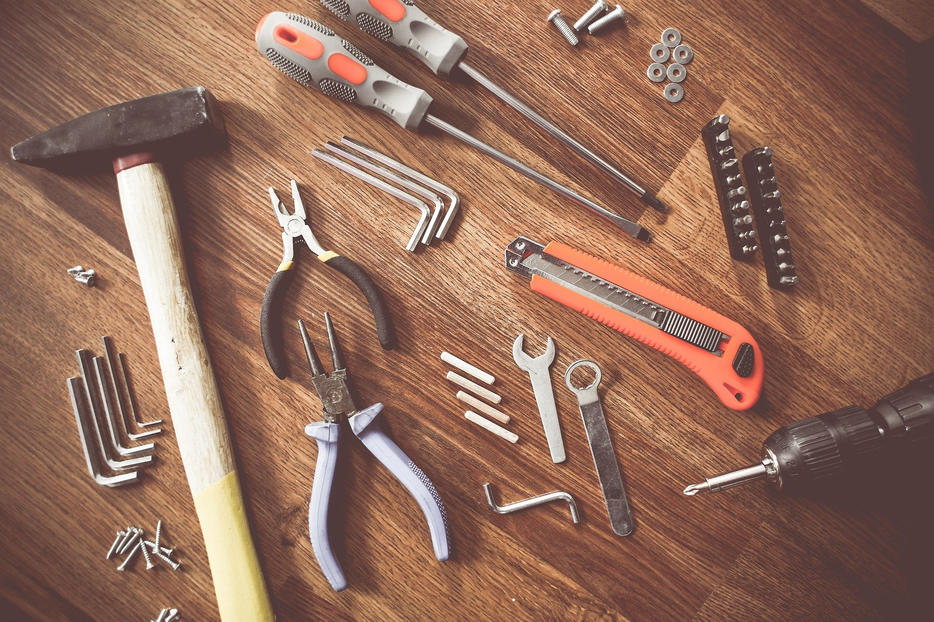 Werkzeug-Adventskalender - Neuheiten 2021