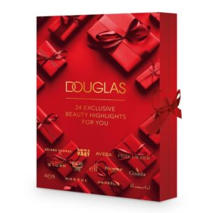 Douglas Adventskalender 24 EXCLUSIVE BEAUTY HIGHLIGHTS FOR YOU 2021
