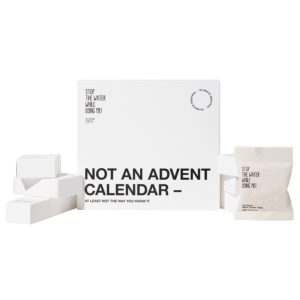 NOT AN ADVENT CALENDAR - STOP THE WATER WHILE USING ME! - 2020